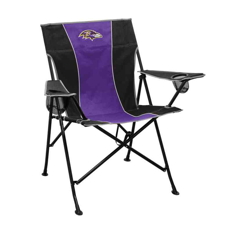 603-10P: Baltimore Ravens Pregame Chair